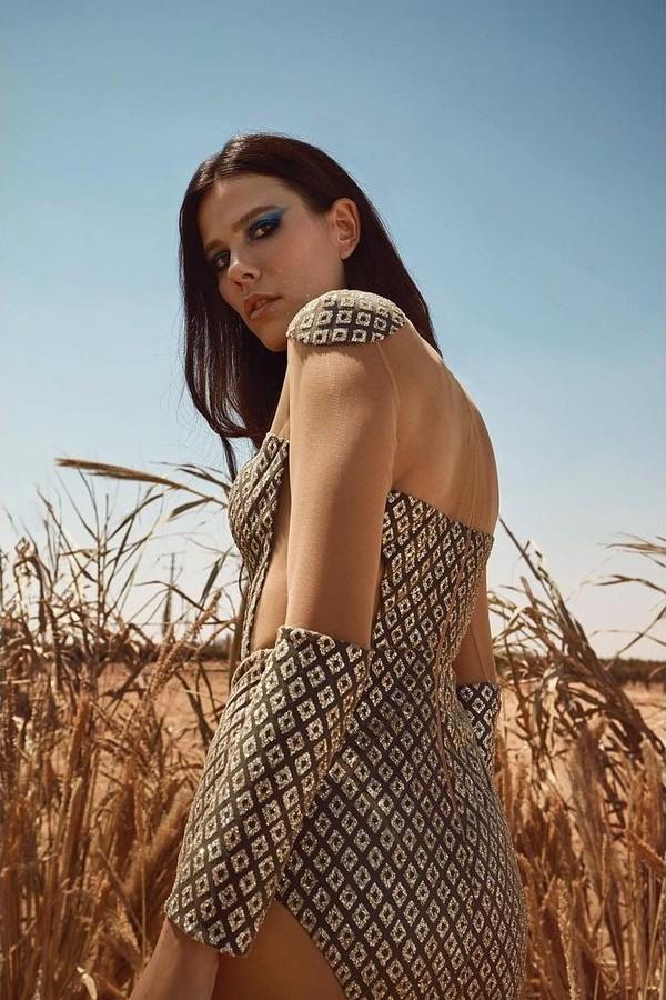 Irina Krupneva model. Photoshoot of model Irina Krupneva demonstrating Fashion Modeling.Fashion Modeling Photo #229136
