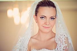 Irina Nikitina makeup artist & model (визажист & модель). Work by makeup artist Irina Nikitina demonstrating Bridal Makeup.Bridal Makeup Photo #69001