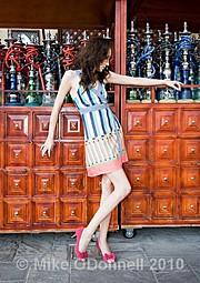Iryna Bowman model. Photoshoot of model Iryna Bowman demonstrating Fashion Modeling.Fashion Modeling Photo #122658