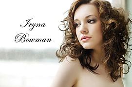 Iryna Bowman model. Photoshoot of model Iryna Bowman demonstrating Face Modeling.Face Modeling Photo #122666