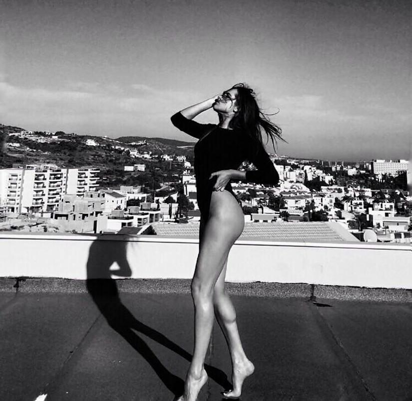 Iryna Vladman model. Photoshoot of model Iryna Vladman demonstrating Body Modeling.Body Modeling Photo #189224