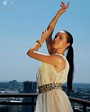 Iryna Vladman model. Photoshoot of model Iryna Vladman demonstrating Fashion Modeling.Fashion Modeling Photo #189312