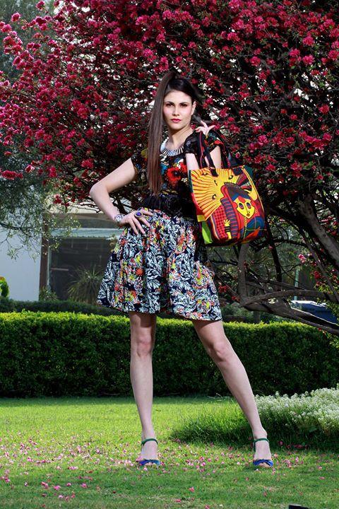 Isha Gupta Fashion Stylist