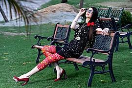 Isha Gupta fashion stylist. styling by fashion stylist Isha Gupta. Photo #131566