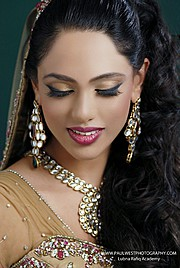 Ismat Saalim hair stylist & makeup artist. hair by hair stylist Ismat Saalim. Photo #59918