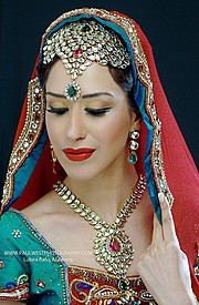 Ismat aims to give a professional service with a personal touch. Makeup is a key element of the way you look on that big day, so whether you