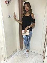 Israa Wahid model. Photoshoot of model Israa Wahid demonstrating Fashion Modeling.Fashion Modeling Photo #177661