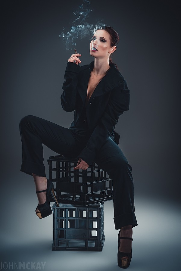 Ivana Cermakova (Ivana Čermáková) model & dancer. Photoshoot of model Ivana Cermakova demonstrating Fashion Modeling.Fashion Modeling Photo #183414