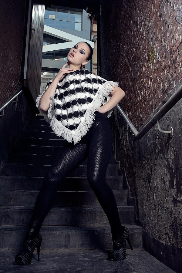 Ivana Cermakova (Ivana Čermáková) model & dancer. Photoshoot of model Ivana Cermakova demonstrating Fashion Modeling.Fashion Modeling Photo #89042