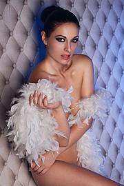 Ivana Cermakova (Ivana Čermáková) model & dancer. Photoshoot of model Ivana Cermakova demonstrating Body Modeling.Body Modeling Photo #89054