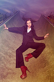 Ivana Cermakova (Ivana Čermáková) model & dancer. Photoshoot of model Ivana Cermakova demonstrating Fashion Modeling.Fashion Modeling Photo #89070