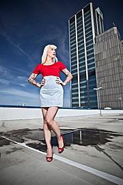 Ivonne Koerner model. Modeling work by model Ivonne Koerner. Photo #73902