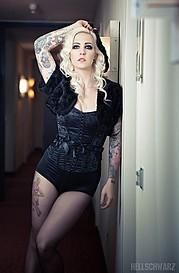 Ivonne Koerner model. Photoshoot of model Ivonne Koerner demonstrating Fashion Modeling.Fashion Modeling Photo #73904