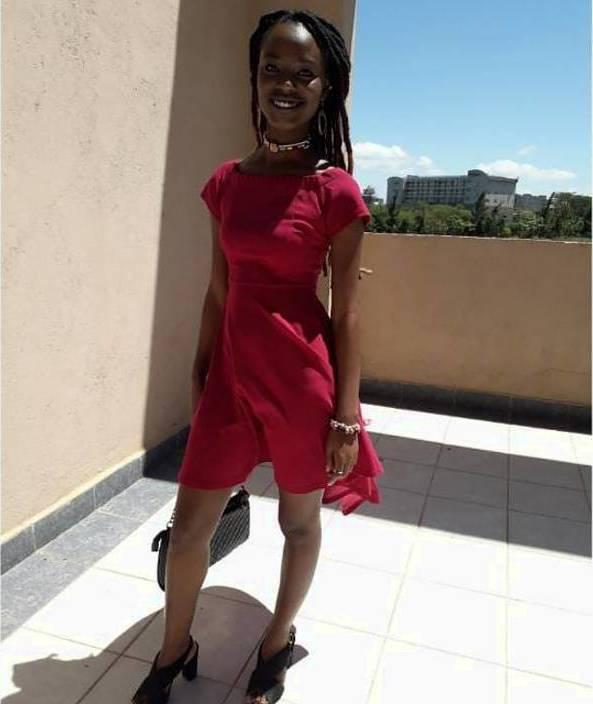 Ivy Gatimu model. Photoshoot of model Ivy Gatimu demonstrating Fashion Modeling.Fashion Modeling Photo #205242