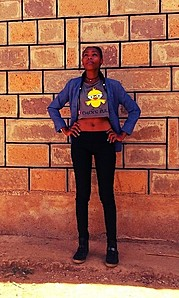 I am an ambitious lady..modeling has always been my dream, i have participated in many modeling activities,runway modelling and won as miss