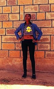 Ivy Jirute Model
