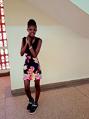 Jacinta is a Kenyan upcoming model, contemporary dancer and talented actress currently based in ruiru. She loves doing yoga at her free time