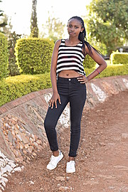 Jacinta Mungai model. Photoshoot of model Jacinta Mungai demonstrating Fashion Modeling.Fashion Modeling Photo #182884