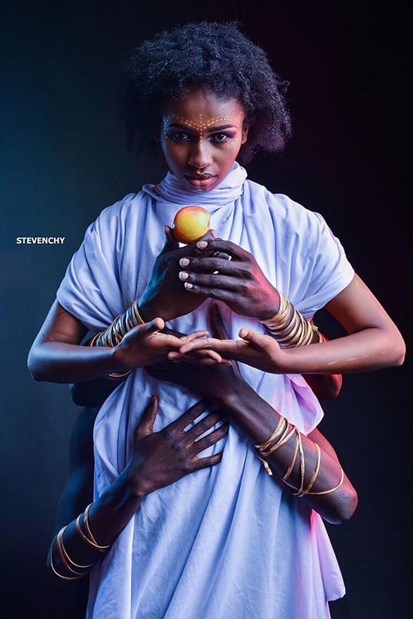 Jacinta Mungai model. Photoshoot of model Jacinta Mungai demonstrating Fashion Modeling.Fashion Modeling Photo #191040