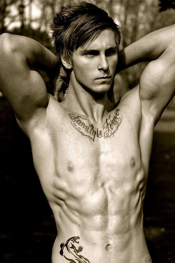 Jack Grace Model