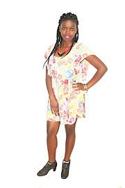Jackline Murugi Model