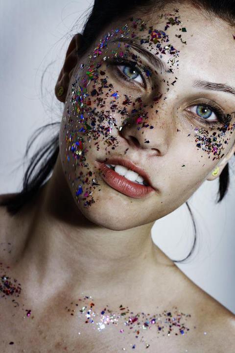 Jade Omardeen model. Photoshoot of model Jade Omardeen demonstrating Face Modeling.Face Modeling Photo #84529