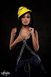 Jamecia Baker model. Photoshoot of model Jamecia Baker demonstrating Commercial Modeling.Commercial Modeling Photo #70249