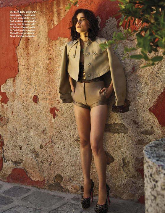 Jana Knauerova model. Photoshoot of model Jana Knauerova demonstrating Fashion Modeling.Fashion Modeling Photo #112722