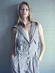 Janaina Reis model (modelo). Photoshoot of model Janaina Reis demonstrating Face Modeling.Face Modeling Photo #113596