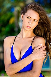 Janaina Reis model (modelo). Photoshoot of model Janaina Reis demonstrating Face Modeling.Face Modeling Photo #147460