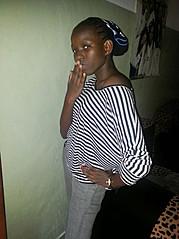 Jane Faith Odhiambo Model Rapper Artist