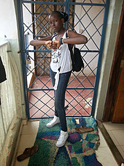 Jane Faith Odhiambo Model Rapper Artist