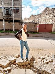 Jane Kariuki model. Photoshoot of model Jane Kariuki demonstrating Fashion Modeling.Fashion Modeling Photo #221870