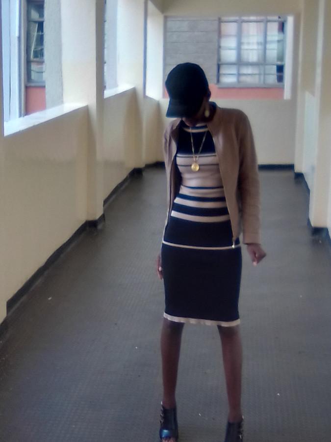 Jane Njeri model. Photoshoot of model Jane Njeri demonstrating Fashion Modeling.Fashion Modeling Photo #220129