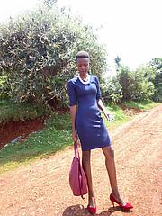 Jane Njeri model. Photoshoot of model Jane Njeri demonstrating Fashion Modeling.Fashion Modeling Photo #230847