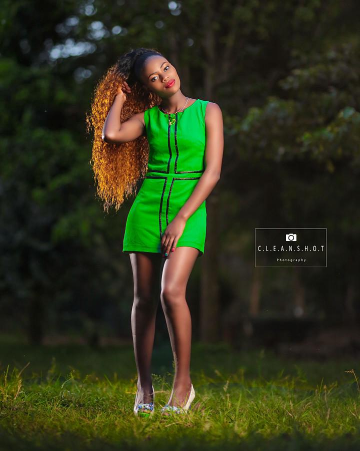Jane Wambui Model