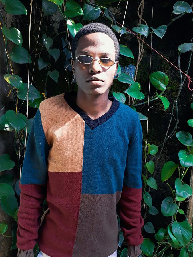 Jared Obare model. Photoshoot of model Jared Obare demonstrating Fashion Modeling.Fashion Modeling Photo #232796