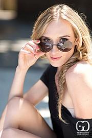 Jasmine Simone model. Photoshoot of model Jasmine Simone demonstrating Face Modeling.Face Modeling Photo #114232