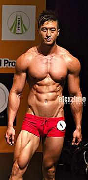 Jason Chee fitness model. Modeling work by model Jason Chee. Photo #103450