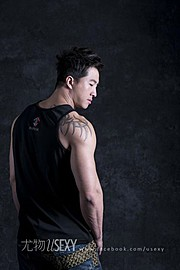 Jason Chee fitness model. Modeling work by model Jason Chee. Photo #103453