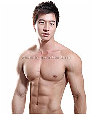 Jason Chee Fitness Model
