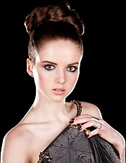 Jeanette Schwarz makeup artist. makeup by makeup artist Jeanette Schwarz. Photo #41191