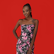 Jecci Kimani model. Photoshoot of model Jecci Kimani demonstrating Fashion Modeling.Fashion Modeling Photo #216229