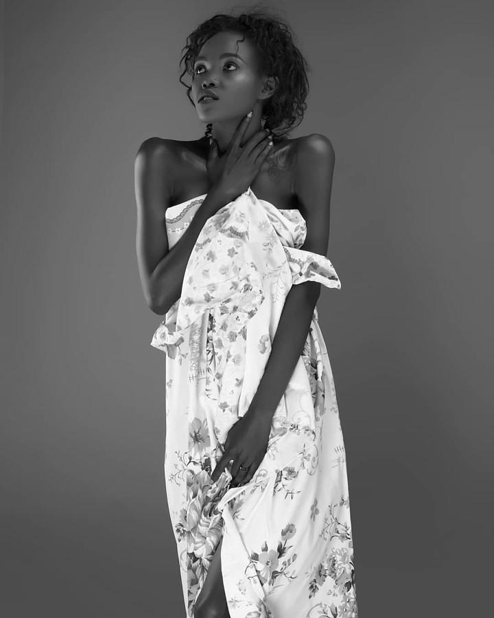 Jecci Kimani Model