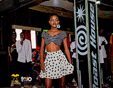 Jecci Kimani model. Photoshoot of model Jecci Kimani demonstrating Runway Modeling.Runway Modeling Photo #224872
