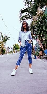 Jeeny Artiaga model. Photoshoot of model Jeeny Artiaga demonstrating Fashion Modeling.Fashion Modeling Photo #221147