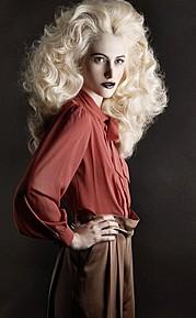 Jen Rossiter makeup artist. makeup by makeup artist Jen Rossiter. Photo #55354