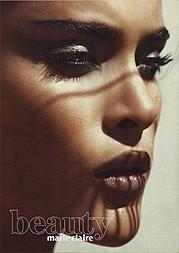 Jenna Pietersen model. Photoshoot of model Jenna Pietersen demonstrating Face Modeling.Face Modeling Photo #142025