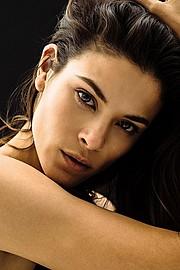 Jenna Pietersen model. Photoshoot of model Jenna Pietersen demonstrating Face Modeling.Face Modeling Photo #142038