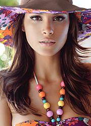 Jenna Pietersen model. Photoshoot of model Jenna Pietersen demonstrating Face Modeling.Face Modeling Photo #142059